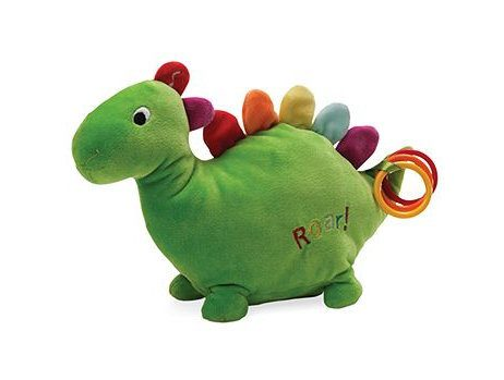 Gund Counting Dinosaur Plush Toy