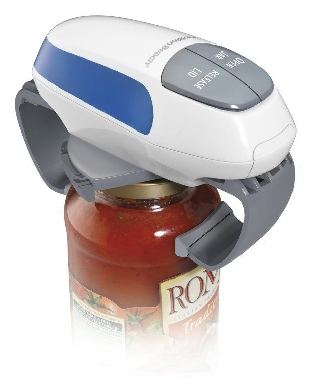 Hamilton Beach Open Ease Automatic Jar Opener $9.99 + FREE Shipping with Prime! (reg. $29.99)