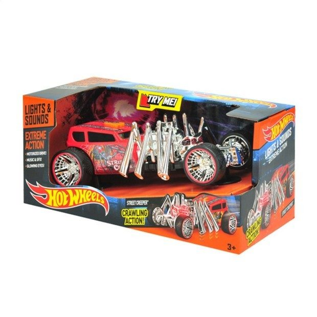 Hot Wheels - Extreme Action - Light and Sound Steet Creeper Just $4.48! (reg. $19.99)