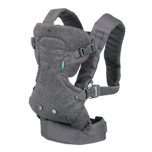 Infantino Flip Advanced 4-in-1 Convertible Carrier Just $19.99!