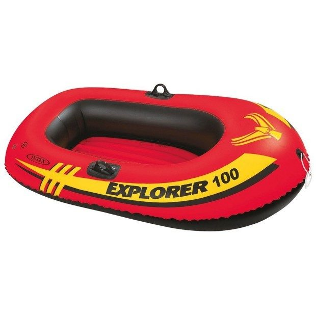 Price Drop! - Intex Explorer 100, 1-Person Inflatable Boat Now Just $4.83!