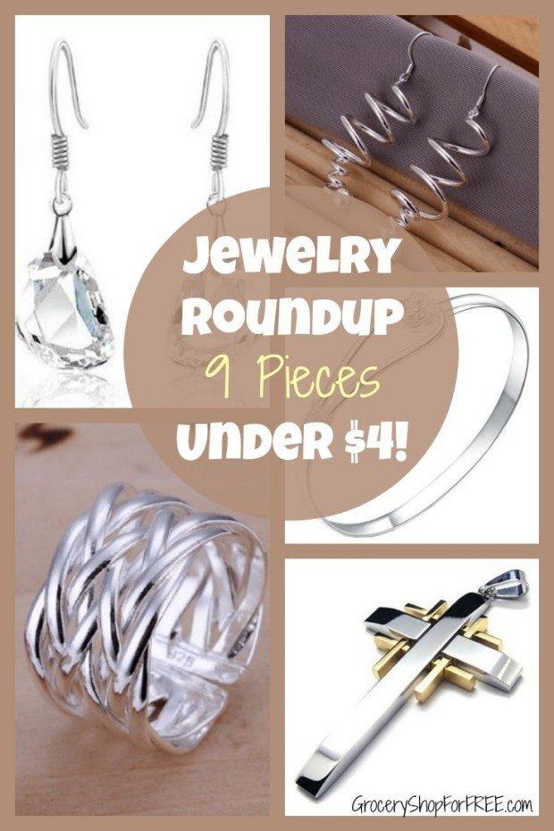 9 Jewelry Pieces Under $4!