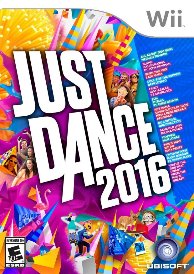 Just Dance 2016 Just $19.99! (reg. $39.99)