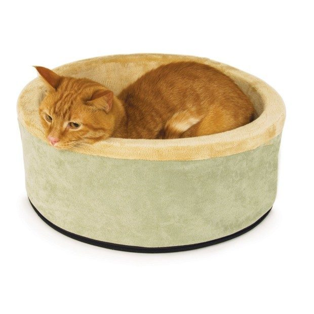 K&H Thermo-Kitty Heated Cat Bed Just $21.30! (reg. $67.99)