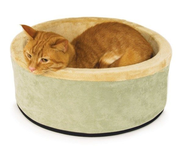 K&H Thermo-Kitty Heated Cat Bed Just $19.53! (reg. $68)