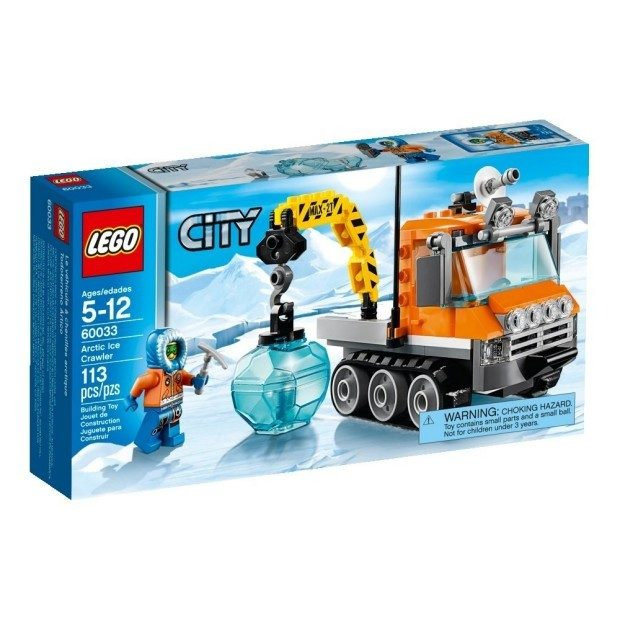 LEGO City Arctic Ice Crawler Building Toy Just $9.78!