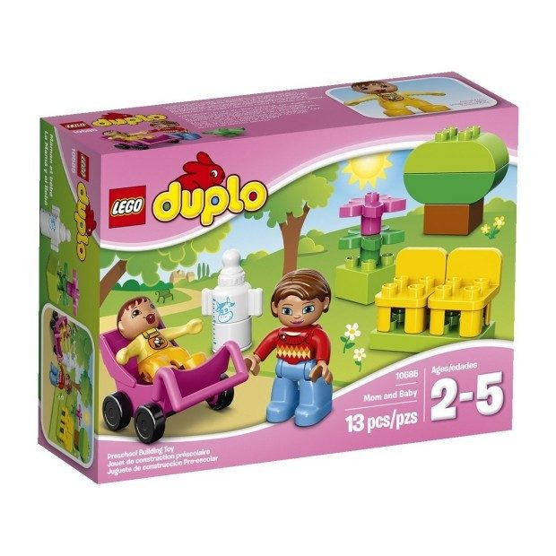 LEGO DUPLO Town Mom and Baby $8.90 + FREE Shipping!