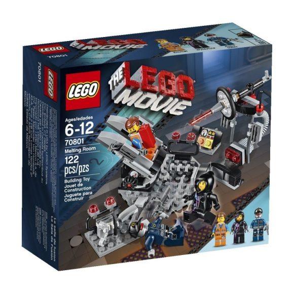 LEGO Movie Melting Room
