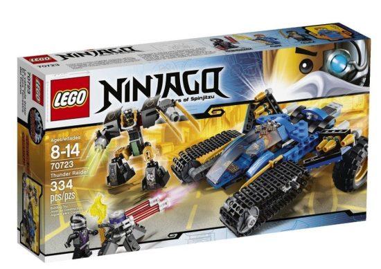 lego ninjago thunder raider toy