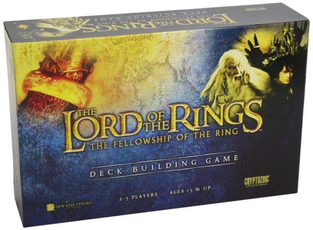 Lord of The Rings: The Fellowship of The Ring Deck Building Game Only $10.96! Down From $40!
