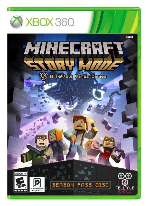 Minecraft: Story Mode - Season Disc Just $19.99! (reg. $29.99)