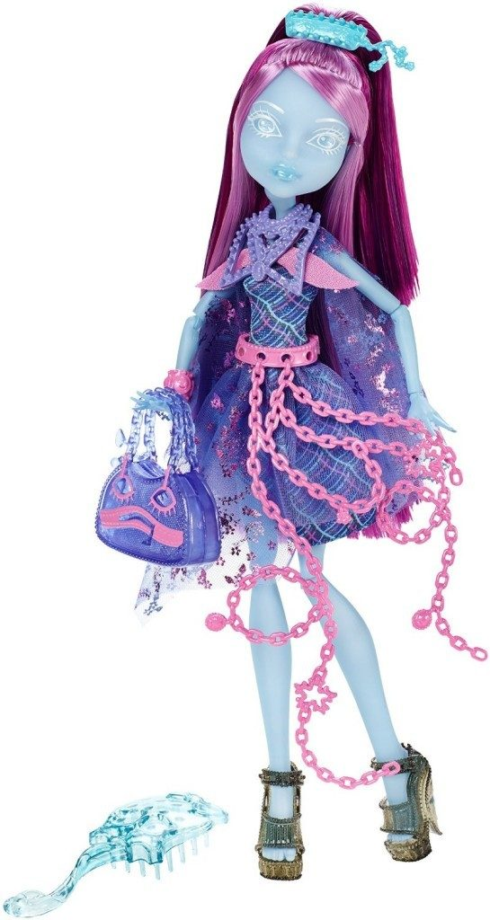 Monster High Haunted Student Spirits Kiyomi Haunterly Doll Just $8.99! (reg. $19.99)