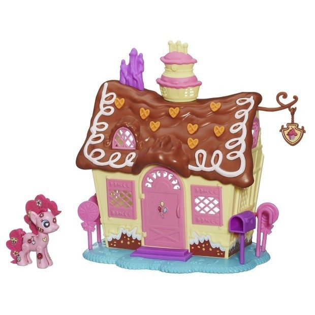 My Little Pony Pop Pinkie Pie Sweet Shoppe Playset $14.76 + FREE Shipping with Prime!