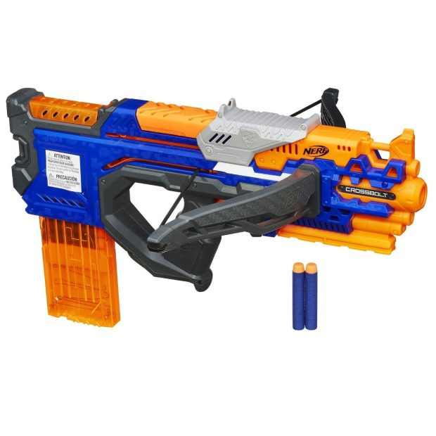 Nerf N-Strike Elite CrossBolt Blaster Just $12.97! (Reg. $24.99)