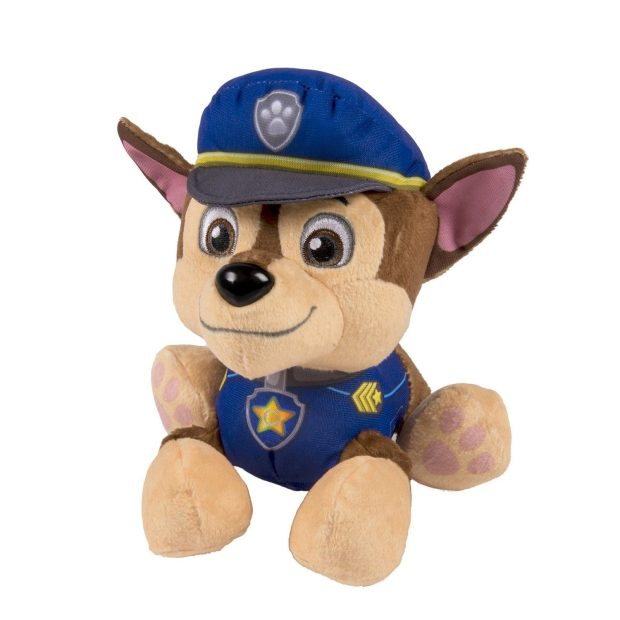 Nickelodeon, Paw Patrol - Plush Pup Pals- Chase $5.28 + FREE Shipping!