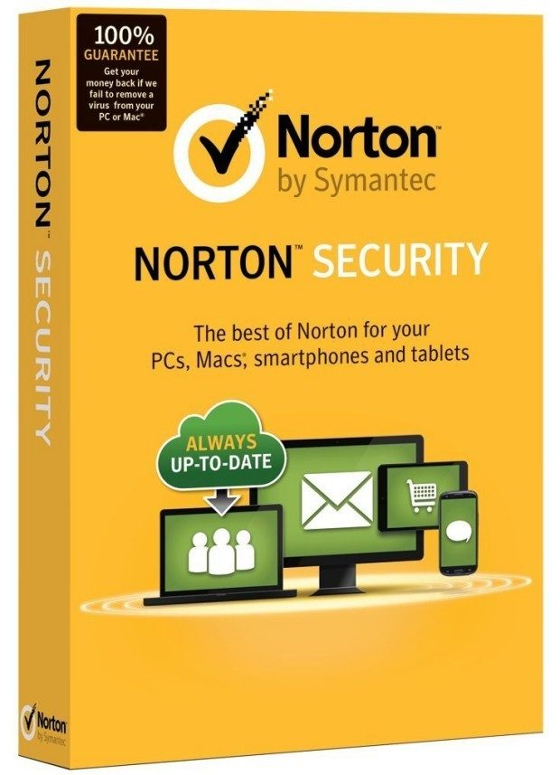 Norton Security (For 5 Devices) Just $29.99! (reg. $79.99)