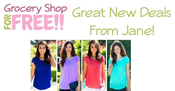 Great New Deals From Jane!