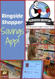 Ringside Shopper New Savings App In Development!