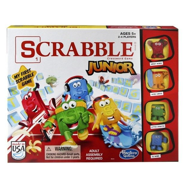 Scrabble Junior Game Just $9.97!