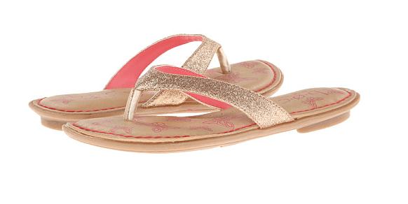 b.o.c. kids Glitter Flip Flops Only $9.99 + FREE Shipping (Reg. $30)!