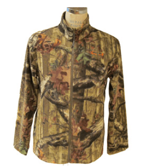 Realtree Microfleece Camo Jacket Only $9 + FREE Store Pick Up (Reg. $12.79)!
