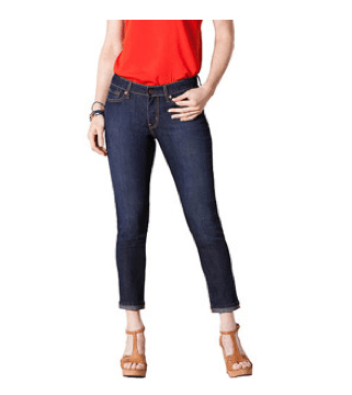 Signature by Levi Strauss & Co. Women's Ankle Skinny Jeans Only $12.96 SHIPPED (Reg. $24)!!