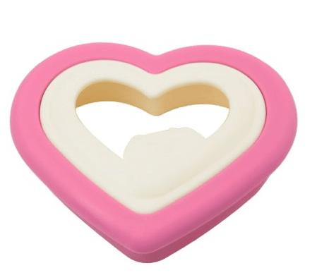 Heart Shape Sandwich Cutter Only $1.85 + FREE Shipping!
