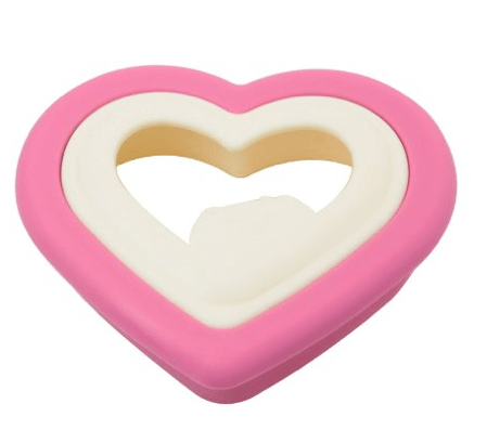 Heart Shape Sandwich Cutter Only $1.85 + FREE Shipping!