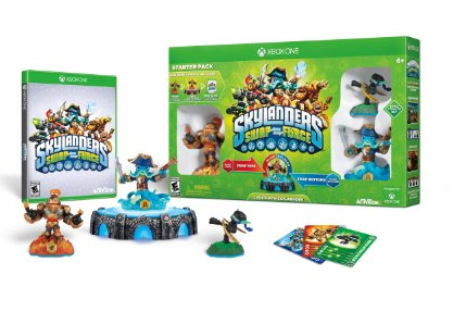Skylanders SWAP Force Starter Pack for Xbox One $16.99 + FREE Prime Shipping (Reg. $49.99)!
