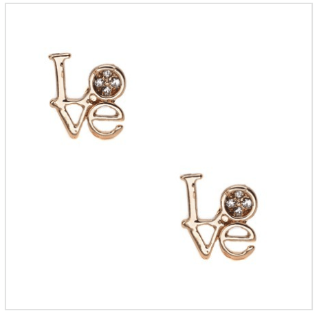 Love Squared Earrings As Low As $2 SHIPPED (Reg. $24.95)!