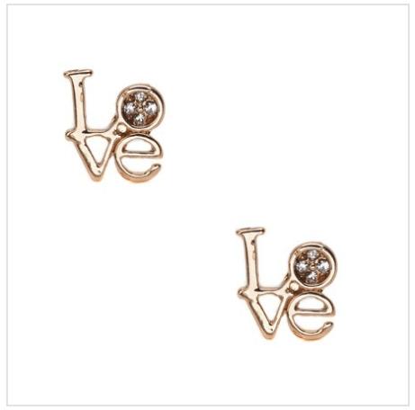 Love Squared Earrings As Low As $2 SHIPPED (Reg. $24.95)!