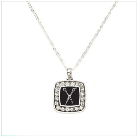 The Couponer's or Hair Stylist's Charm Necklace As Low As $7 SHIPPED (Reg. $30)!