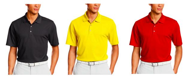 PGA Tour Men's Polo Shirts $8.50 + FREE Prime Shipping (Reg. $45)!