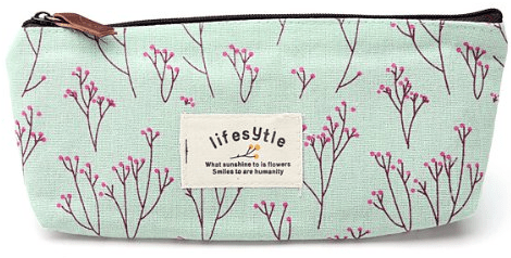Floral Makeup Bag Only $1.92 PLUS FREE Shipping!