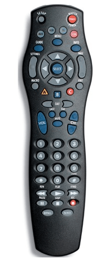 Universal Electronics Universal 4 Device Remote Control Only $2.99! Down From $49.99! Ships FREE!
