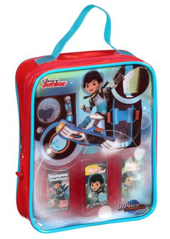 Disney Junior Miles from Tomorrowland Berry Blast Scented Travel Bath Set Just $2.00! Down From $4.88!