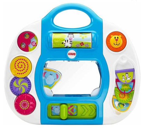 Fisher Price Growing Baby Animal Activity Panel Just $16.17! Down From $46.76!