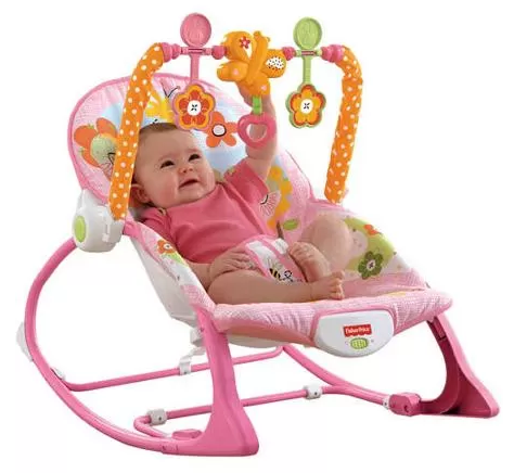 Fisher-Price Infant-to-Toddler Rocker Sleeper Just $27.88! Down From $59.99!