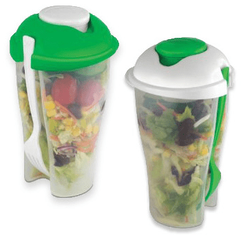 Salad To Go Sets As Low As $2.45! Down From $22! Ships FREE!