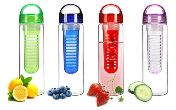 Tritan Infuser Water Bottle Just $7.99! Down from $19.99! Ships FREE!