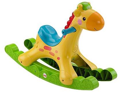 Fisher-Price Rockin' Tunes Giraffe Up Just $21.46 Down From $42.99!
