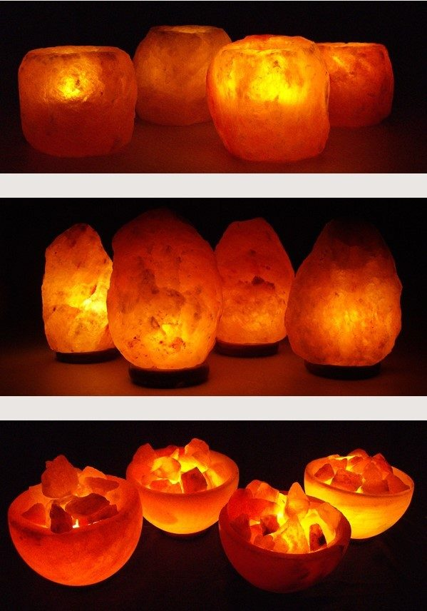 Himalayan Salt Lamps 20% Off!