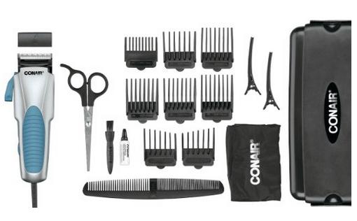 Custom Cut® by Conair 18-Piece Haircut Kit