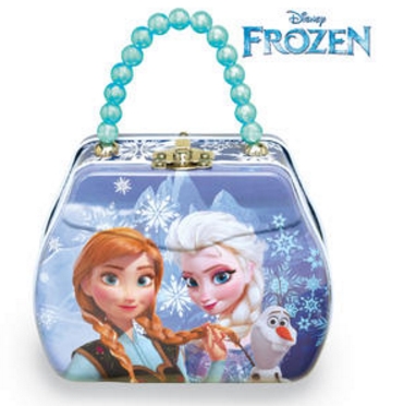 Collections Etc Disney Frozen Tin Purse Dress Up Just $4.99 Down From $9.99 At Sears!