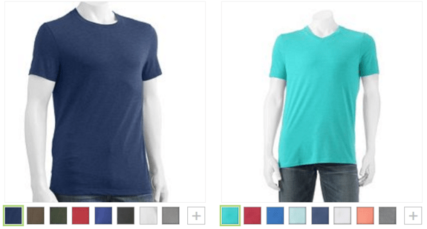 Men's Urban Pipeline Tees Only $4.03! Down From $14.00!