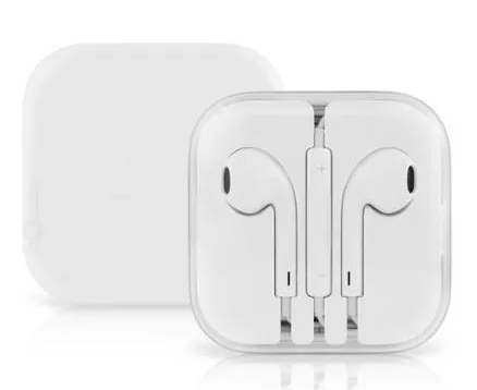 Apple Earpods Genuine Stereo Headphones w/ Inline Control  Just $11.99 Down From $29.00 At Walmart!