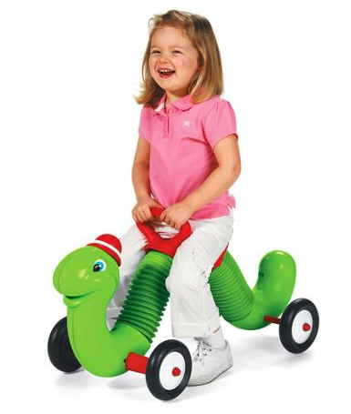 Radio Flyer Inchworm Ride-on Just $39.88 Down From $70.99 At Walmart!