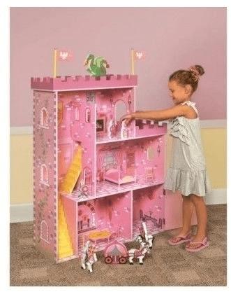 large doll house/castle