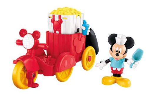 Mickey Mouse Clubhouse Mickey 2-in-1 Pop-Up Popcorn Shop Just $7.62! Down From $13.97!