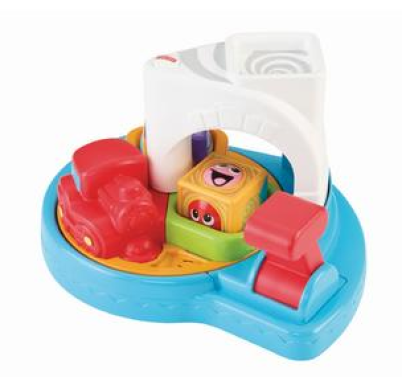 Fisher Price Roller Blocks Train Town Just $7.89! Down From $19.99!